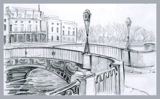 Эскизы мостов, бесплатные фото, обои ...: pictures11.ru/eskizy-mostov.html